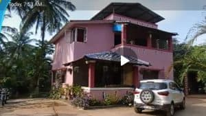 35x40 plot Kerla style House-Works Completed