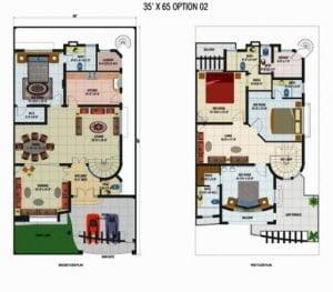 3d floor plans, House plans